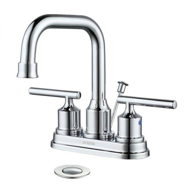 WOWOW Chrome Banyo Faucet Sa Drain Assembly