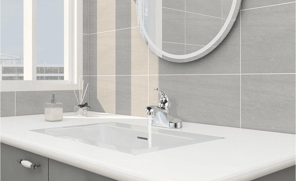 WOWOW 4 Tsarin Wurin Inch Centerset Single-Handle Room Room