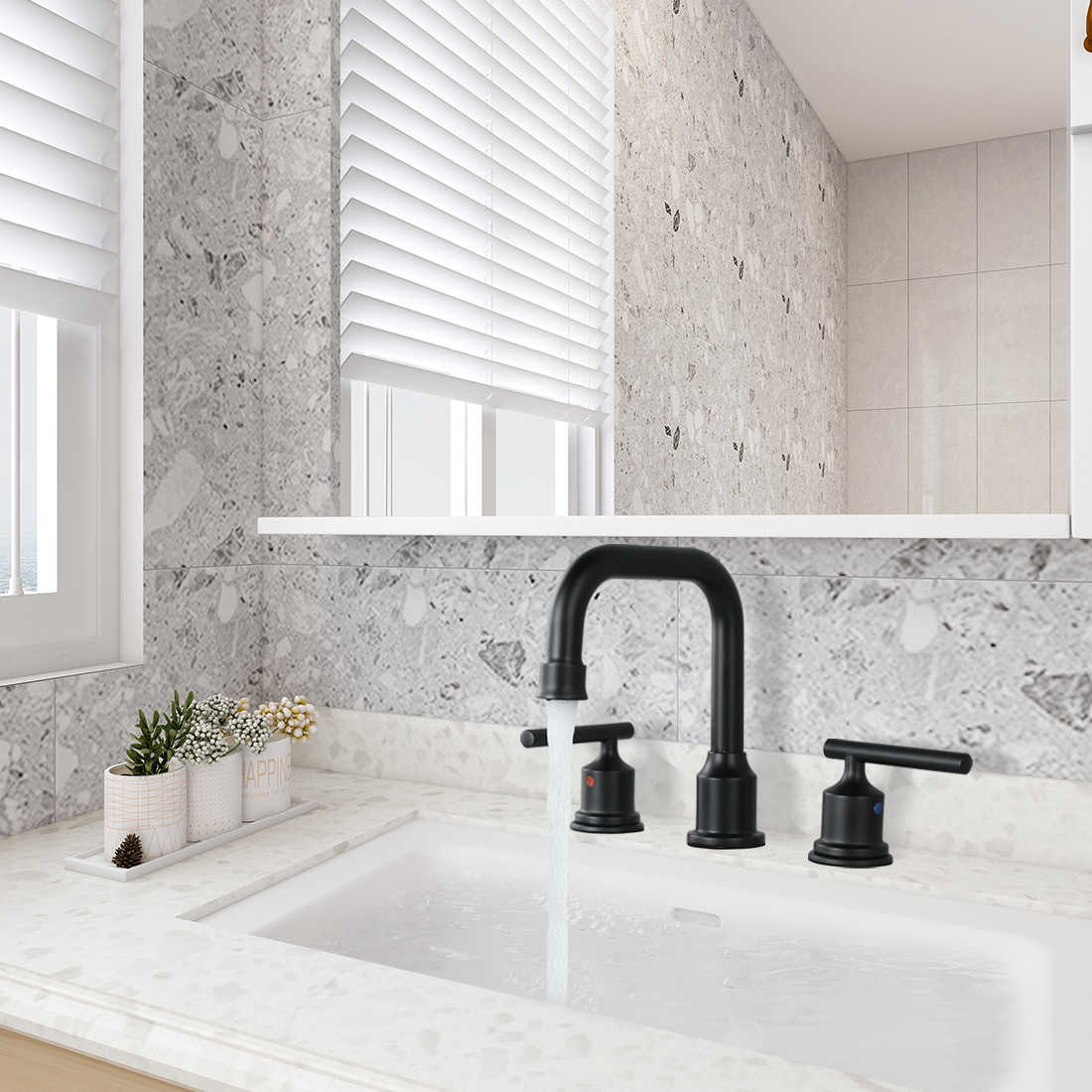 what is a widespread faucet widespread faucet definition