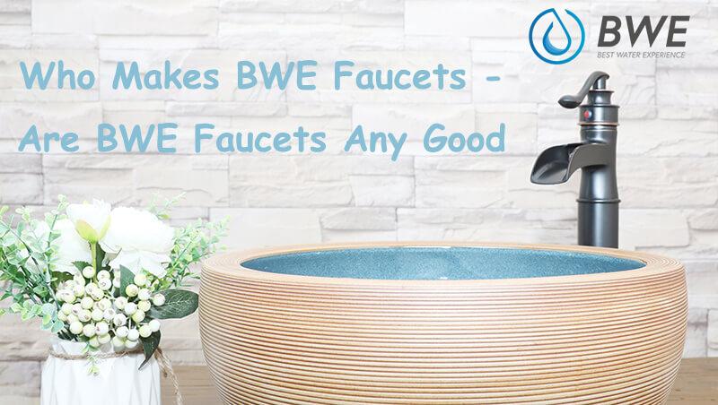 bwe faucets හදන