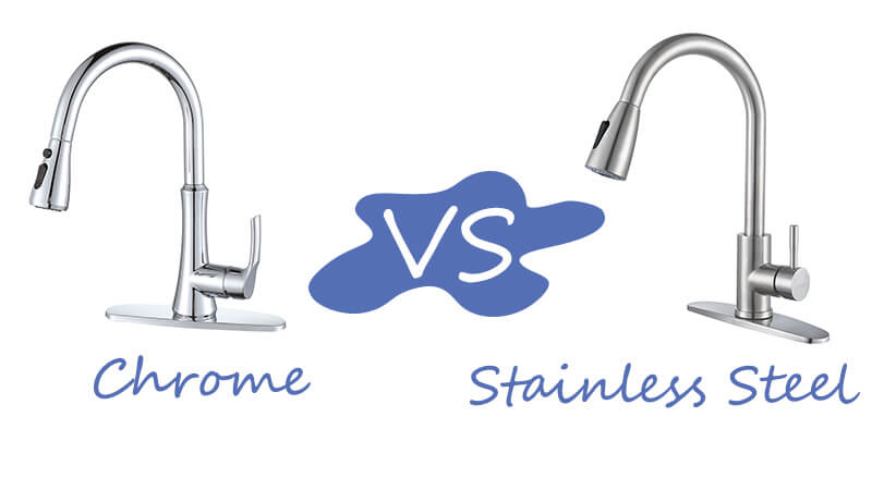 chrome vs stainless steel which is better